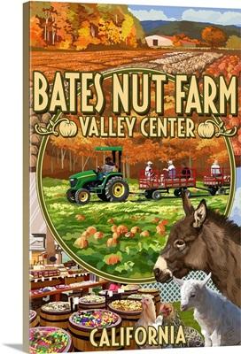Bates Nut Farm, Valley Center, California