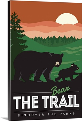 Bear the Trail - Discover the Parks