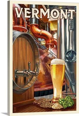 Bridges of Vermont, The Art of Beer