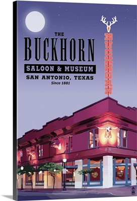 Buckhorn Saloon and Museum, San Antonio, Texas