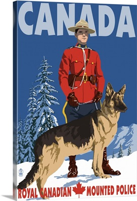 Canine - Royal Canadian Mounted Police