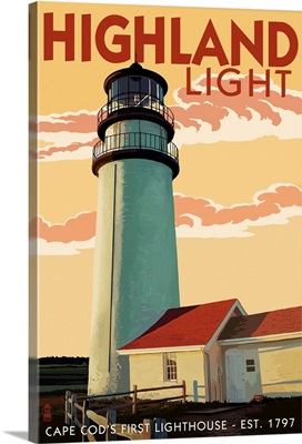Cape Cod, Massachusetts, Highland Light