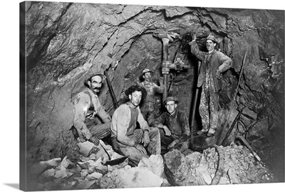 Chance Mine, Lead Mining in Coeur d'Alene, Idaho