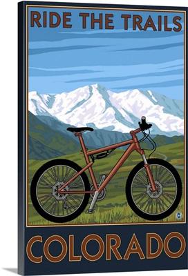 Colorado, Ride the Trails, Mountain Bike