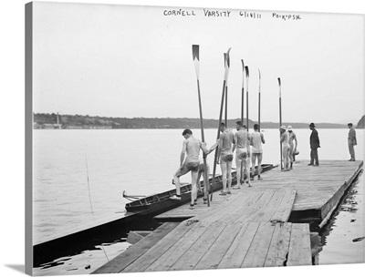 Cornell University Rowing Crew Team, Ithaca, NY