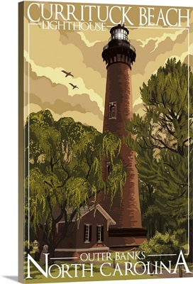 Currituck Lighthouse, Outer Banks, North Carolina