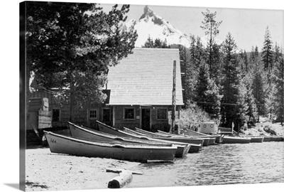Diamond Lake Lodge, Diamond Lake, OR