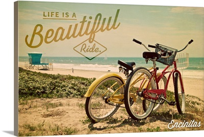 Encinitas, California, Beach Cruiser