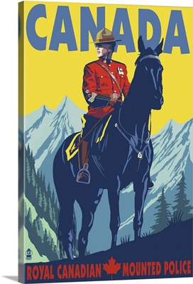 Equestrian - Royal Canadian Mounted Police