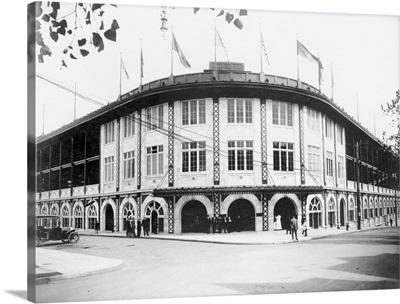 Forbes Field Stadium, Pittsburgh Baseball, Pittsburgh, PA