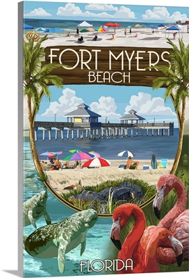 Fort Myers, Florida, Montage Scenes