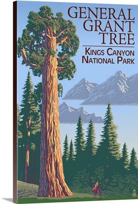 General Grant Tree, Kings Canyon National Park, California