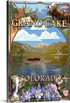Grand Lake, Colorado Views