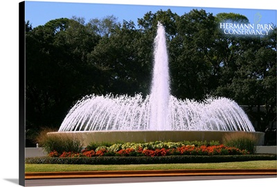 Hermann Park Conservancy Fountain
