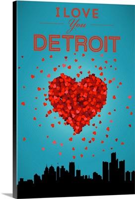 I Love You Detroit, Michigan