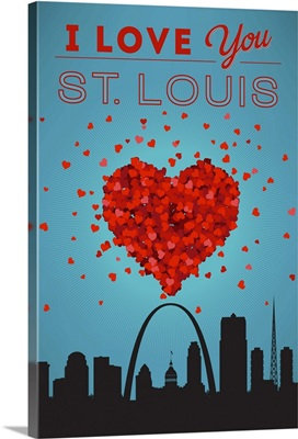 I Love You St. Louis, Missouri