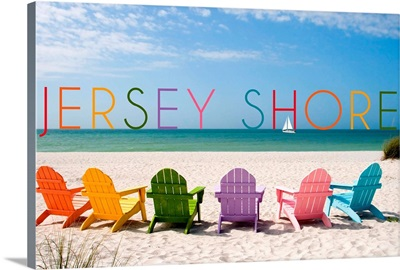Jersey Shore, Colorful Chairs