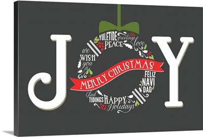 Joyful Holiday Greetings