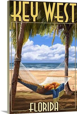 Key West, Florida, Hammock Scene