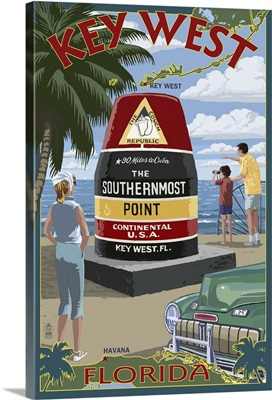 Key West, Florida, Southernmost Point
