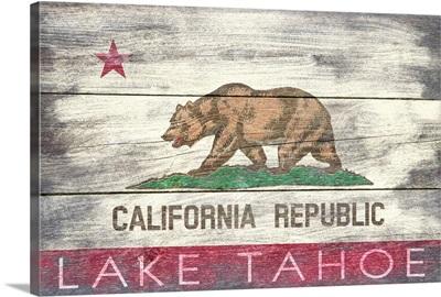 Lake Tahoe, California, Barnwood State Flag