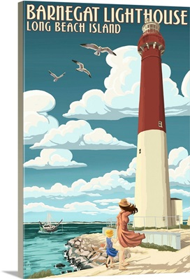 Long Beach Island, Barnegat Lighthouse