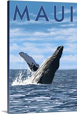 Maui, Hawaii, Humpback Whale