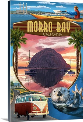 Morro Bay, California, Montage