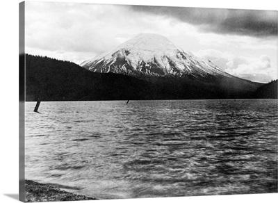 Mount St. Helens in Her Glory, St. Helens, WA