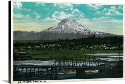 Mt. Tacoma, Washington, renamed Rainier