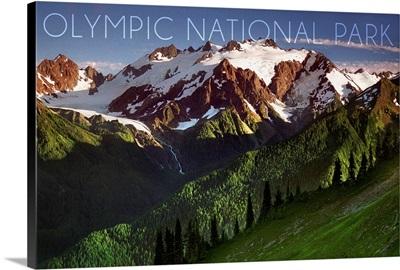 Olympic National Park, Washington, Mount Olympus
