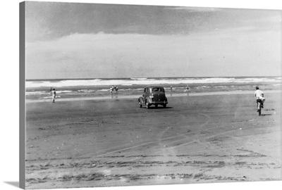Pacific Ocean Beach Scene, Copalis, WA