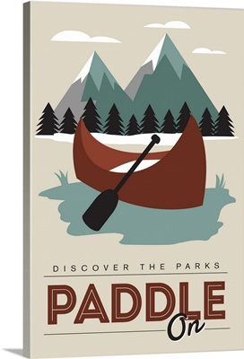 Paddle On - Discover the Parks