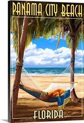 Panama City Beach, Florida, Hammock and Palms