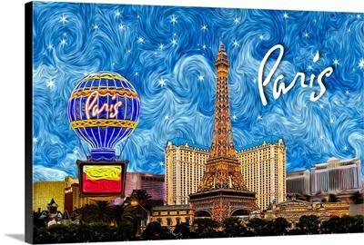 Paris, Las Vegas, Nevada