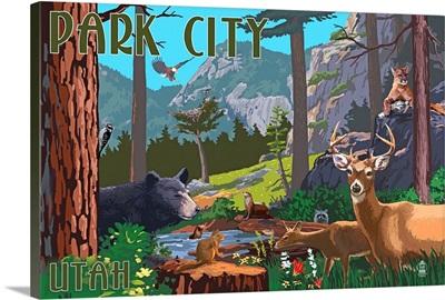 Park City, Utah, Wildlife Utopia