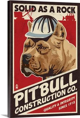 Pitbull Construction Company, Retro Ad