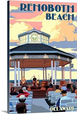 Rehoboth Beach, Delaware, Bandstand