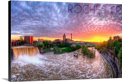 Rochester, New York, Falls View