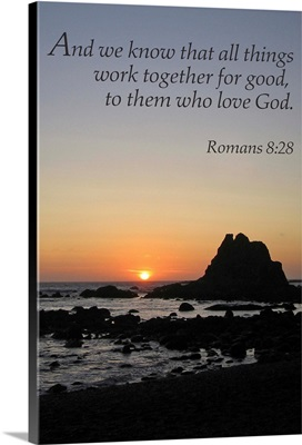 Romans 8:28 - Inspirational