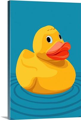 Rubber Duck, Letterpress
