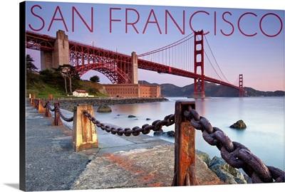 San Francisco, California, Golden Gate View