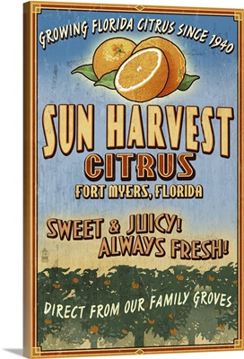 Sun Harvest Citrus, Florida