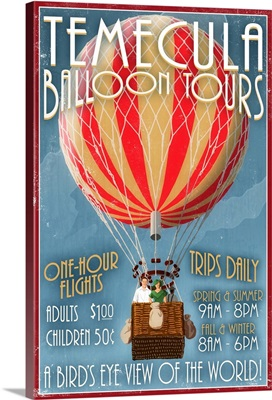 Temecula, California, Balloon Tours