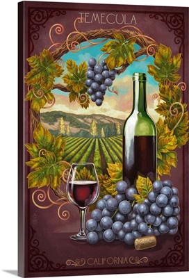 Temecula, California, Merlot Wine Scene