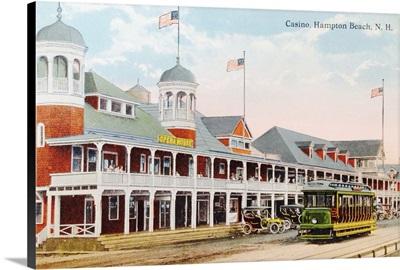 The Casino, Hampton Beach, New Hampshire