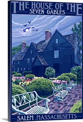 The House of the Seven Gables, Salem, Massachusetts