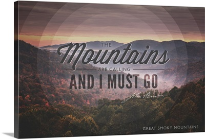 The Mountains are Calling, Great Smoky Mountains