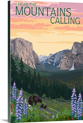 The Mountains Calling, National Park WPA Sentiment