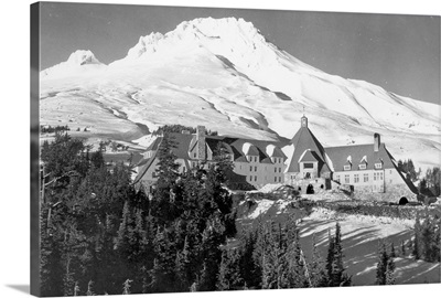 Timerline Lodge and Mt. Hood, OR
